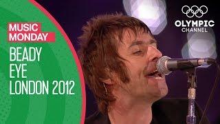 Wonderwall - Beady Eye @ London 2012 Olympics Closing Ceremony | Music Monday