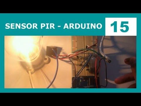 Xxx Mp4 Curso Arduino 15 Sensor PIR Encender Un Foco 3gp Sex
