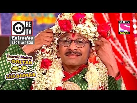 Xxx Mp4 Weekly Reliv Taarak Mehta Ka Ooltah Chashmah 14th July 2018 To 20th July 2018 Ep 1305 To 1328 3gp Sex