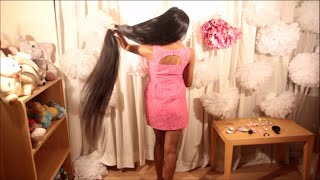 4 Hairstyle for dress, open hair hairstyle