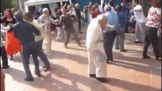 ORIGINAL Old Man Dancing: Throws Away Canes!