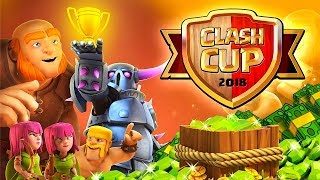 🏆 Clash CUP 2018🏆 Le PLUS GRAND TOURNOI d
