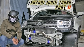 Suzuki Ignis Turbo Part 2
