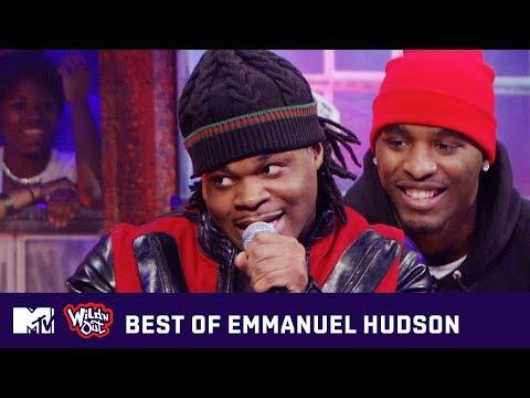 Emmanuel Hudson s TOP Hilarious Moments Freestyle Battles & Best Jokes Vol. 1 Wild N Out MTV