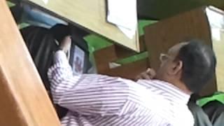 GUJARAT BJP MLA MMS. WATCHING PORN IN ASSEMBLY.(HD)
