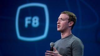 Mark Zuckerberg's Facebook F8 Keynote in Three Minutes