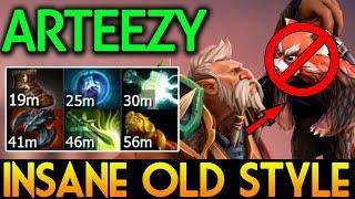 Arteezy Dota 2 [Lone Druid] Insane Old Style