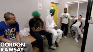 Arguments Break Out With Gordon's Prison Brigade | Gordon's Great Escape