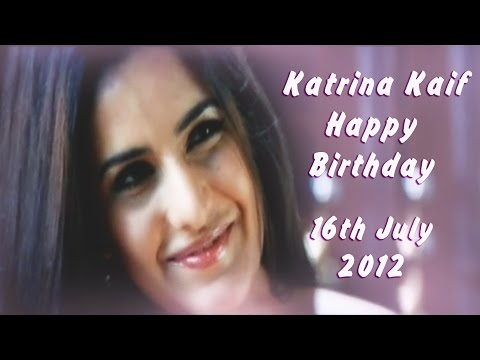 Katrina Kaif Happy Birthday - 16th July 2012