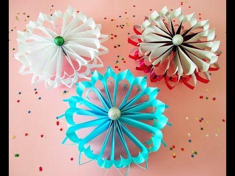 Xxx Mp4 3D Schneeflocke Snowflake DIY 3gp Sex