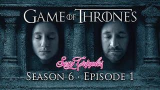Game of Thrones Season 6: Recap #1 - The Red Woman