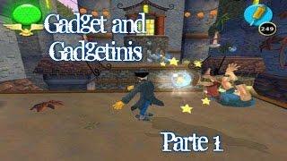 Gadget and Gadgetinis - Gameplay - Parte 1- Español - PS2