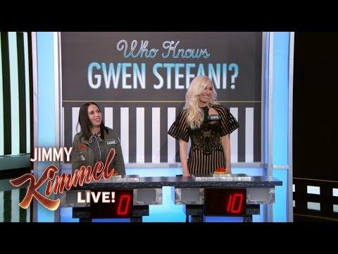Who Knows Gwen Stefani – Gwen Stefani vs. Superfan