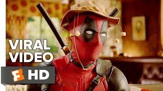 Deadpool VIRAL VIDEO - Rootin' for Deadpool (2016) - Ryan Reynolds, Ed Skrein Movie HD