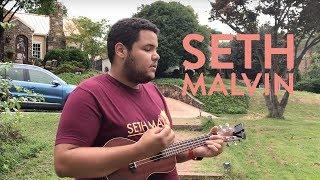 Seth Malvin // Out Of My Mind // Outdoor Ukulele Performance