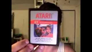 Ep. 34 GMBIT Video : E.T. ( Atari 2600 )