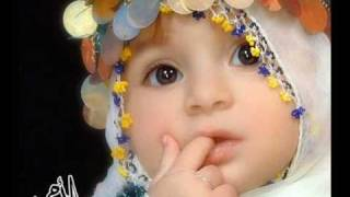 Hush little Baby Qute Nasheed