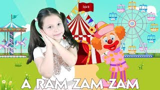Ceylin-H | A Ram Zam Zam Mini Club Song & Dance - Nursery Rhymes & Super Simple Kids Songs