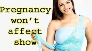 Gurdeep Punj's pregnancy won't hamper the future of her TV show - BT