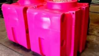 Rotomolded 1000 Liter Digester tank (Eco tank)