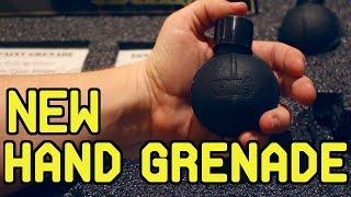 DesertFox Airsoft: SHOT Show 2017   New Enola Gaye Hand Grenades