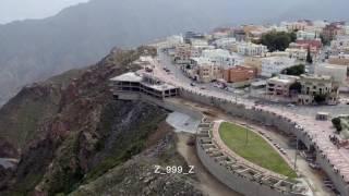 The Real Saudi Arabia! Abha city تصوير جوي #🚁 #📽 لمدينة #ابها عام 1437هـ  …نهار 🌞 #ابها_من_فوق …