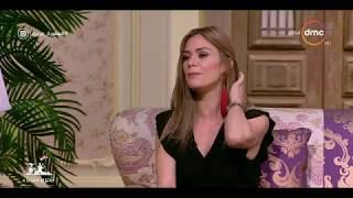 """السفيرة عزيزة - لقاء مع فنانة الفوازير """" نادين """""""