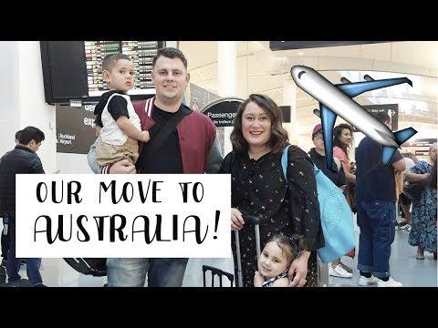 Xxx Mp4 OUR MOVE TO AUSTRALIA VLOG Pilling Family 3gp Sex