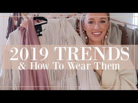 10 FASHION TRENDS FOR 2019 Fashion Mumblr
