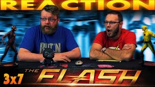 Flash 3x7 REACTION!!