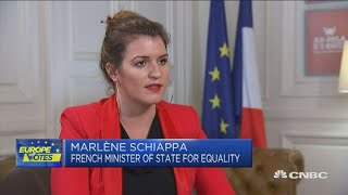 French minister: No one country can tackle gender inequality alone | Street Signs Europe
