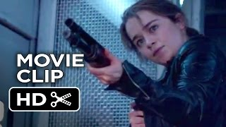Terminator Genisys Movie CLIP - We've Been Re-Acquired (2015) - Arnold Schwarzenegger Movie HD