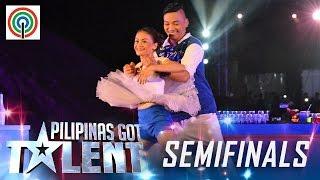 Pilipnas Got Talent Semifinals: Liquid Concepts - Flair Bartending Couple