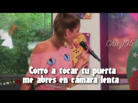 Violetta Mi Perdicion VideoOficial Letra Nueva
