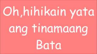 Para paraan By Nadine Lustre Lyrics