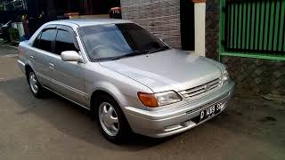Review Toyota Soluna GLi 1 5 Tahun 2000
