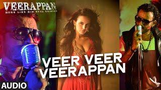 Veer Veer Veerappan Full Song | VEERAPPAN | Shaarib & Toshi Ft. Paayal Dev and Vee  | T-Series