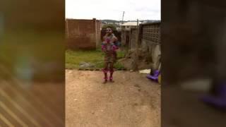 Yoruba guy dancing ekombi (calabar cultural Dance)