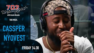 Cassper Nyovest on #702Unplugged