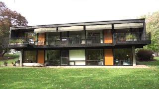 Preserving a Golden Valley Midcentury Modern Home