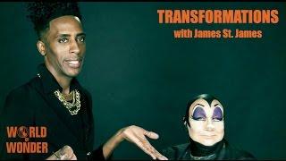 Nina Bonina Brown & James St. James - Transformations