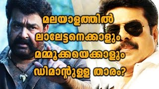Mohanlal and Mammootty are not Demanding Actor in Malayalam,Then Who?   Filmibeat Malayalam