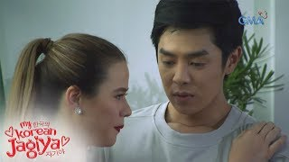 My Korean Jagiya: Pampam moment ni Cindy