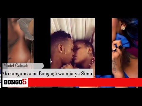 Model Calisah afunguka kuhusu video ya kumla denda Wema Sepetu