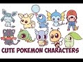 Download Video Download How to Draw Cute Pokemon Characters Chibi Kawaii Easy Step by Step Drawing for Kids and Beginners 3GP MP4 FLV