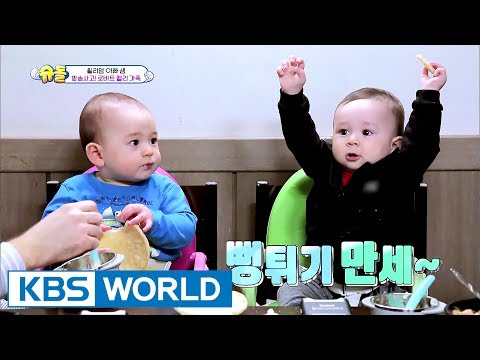 The Return of Superman | 슈퍼맨이 돌아왔다 - Ep.184 : You're the Most Difficult Person [ENG/IND/2017.06.04]