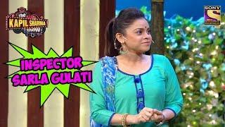 Inspector Sarla Gulati - The Kapil Sharma Show
