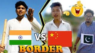 India vs China   Who will win   Funny video 2017  