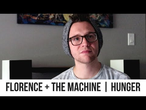 Florence + The Machine - Hunger | Reaction