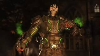 Injustice 2: Biohazard (Bane) vs SonicFox (Captain Cold) Part 2